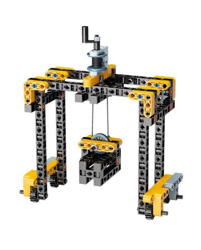 Конструктор Clementoni Mechanics Laboratory - Строителни машини, 250 части - 7