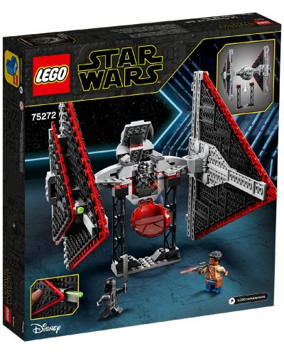 Конструктор Lego Star Wars - Sith TIE Fighter (75272) - 2