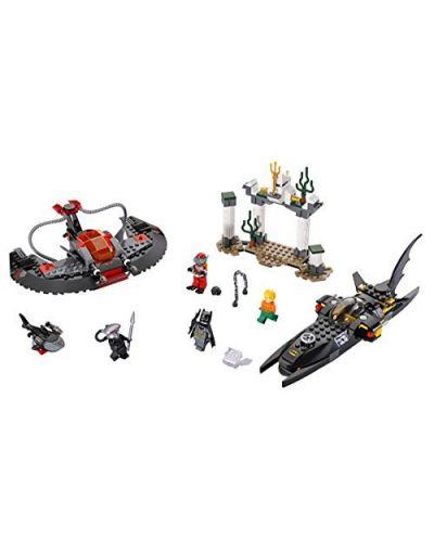 Lego Super Heroes: Подводното нападение на Черната Манта (76027) - 4