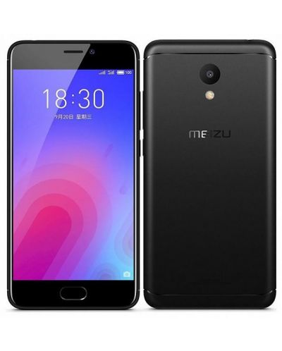 Смартфон Meizu M6T, черен - 6
