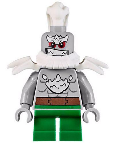 Конструктор Lego Super Heroes – Mighty Micros: Жената чудо™ срещу Думсдей™ (76070) - 6