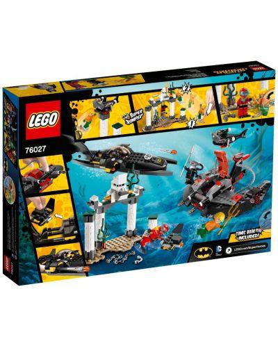 Lego Super Heroes: Подводното нападение на Черната Манта (76027) - 3