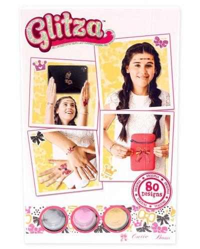 Брокат Glitza - 80 дизайна панделки, 3 цвята - 1