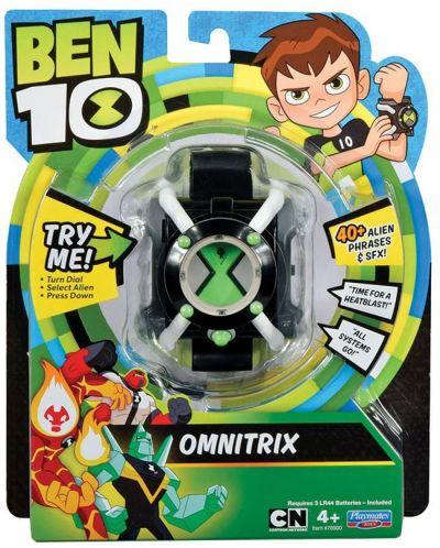 Часовник Ben 10 - Омнитрикс - 1