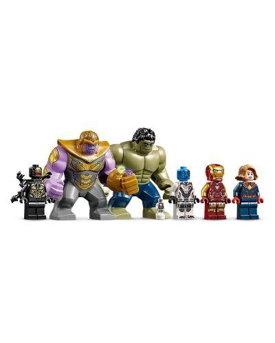 Конструктор Lego Marvel Super Heroes - Avengers Compound Battle (76131) - 5