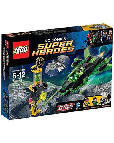 Lego Super Heroes: Зеления фенер срещу Синестро (76025) - 1