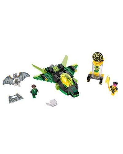 Lego Super Heroes: Зеления фенер срещу Синестро (76025) - 4