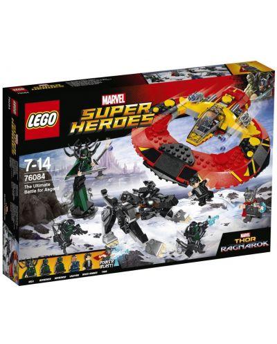 Конструктор Lego Marvel Super Heroes - Битката за Асгард (76084) - 1