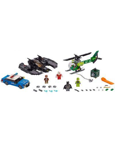 Конструктор Lego DC Super Heroes - Batman Batwing and The Riddler Heist (76120) - 4