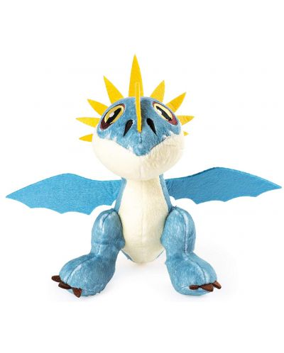 Плюшена играчка Spin Master Dragons - Stormfly, 20 cm - 2