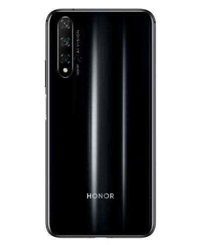 """Смартфон Honor 20  - 6.26"""", 128GB, черен - 3"""