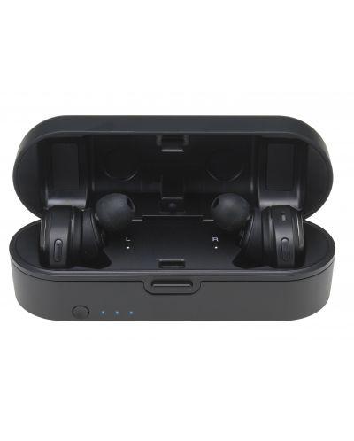 Слушалки Audio-Technica - ATH-CKR7TW, TWS, hi-fi, черни - 3