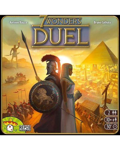 Настолна игра 7 Wonders - Duel - 5