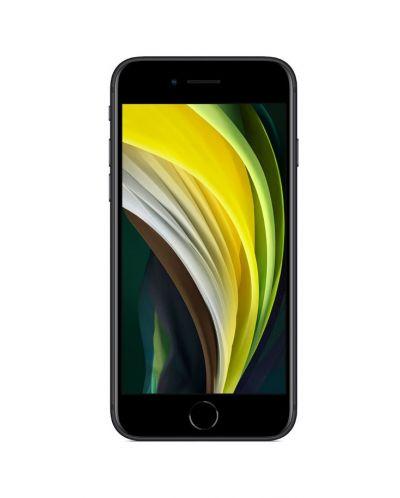 "Смартфон iPhone SE (2nd gen) - 4.7"", 64GB, черен - 2"