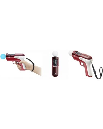 Playstation Move: Gun Attachment - 2