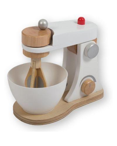 Дървен комплект за детска кухня Jouéco - Миксер - 1