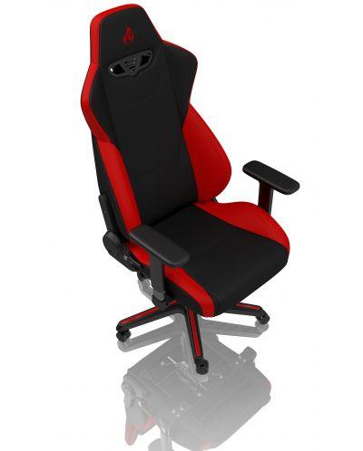 Гейминг стол Nitro Concepts - S300, inferno red - 5