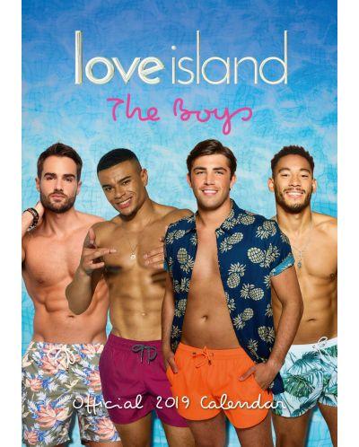 Стенен Календар Danilo 2019 - Love Island Boys - 1
