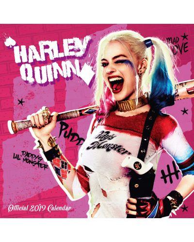 Стенен Календар Danilo 2019 - Harley Quinn - 1