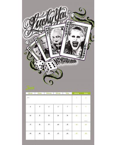 Стенен Календар Danilo 2019 - Harley Quinn - 3