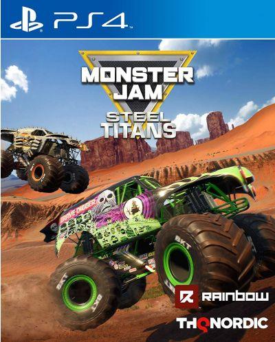 Monster Jam Steel Titan (PS4) - 1