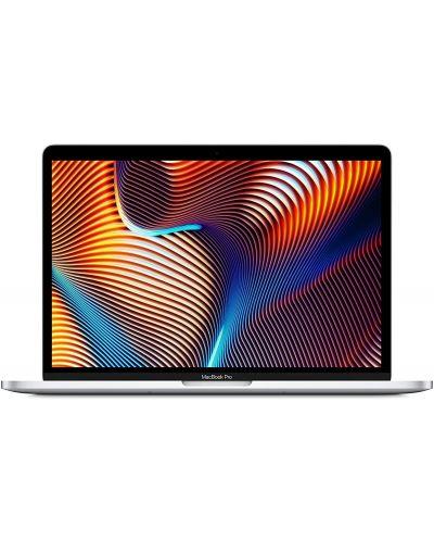 "Лаптоп Apple MacBook Pro - 13"" Touch Bar, сребрист - 1"