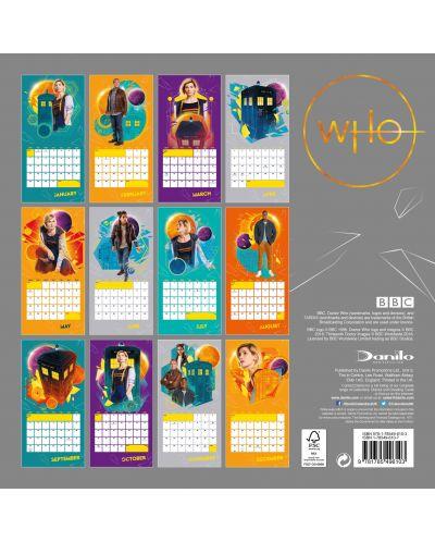 Стенен Календар Danilo 2019 - Doctor Who - 4