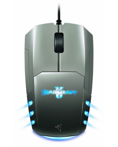 Razer Spectre (Starcraft II gaming mouse) - 7