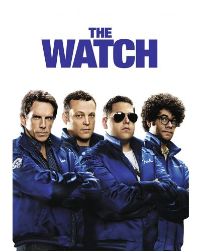 The Watch (Blu-Ray) - 1
