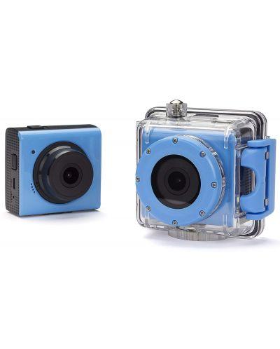 Екшън камера Kitvision - Splash, синя - 2