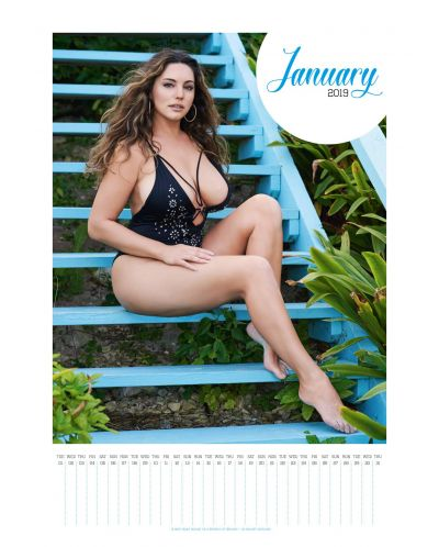 Стенен Календар Danilo 2019 - Kelly Brook - 2