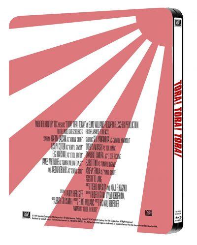 Tora Tora Tora Limited Edition Steelbook (Blu-Ray) - 2