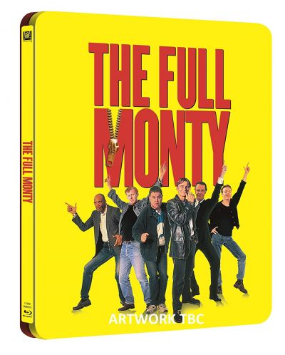 The Full Monty Limited Edition Steelbook (Blu-Ray) - 1