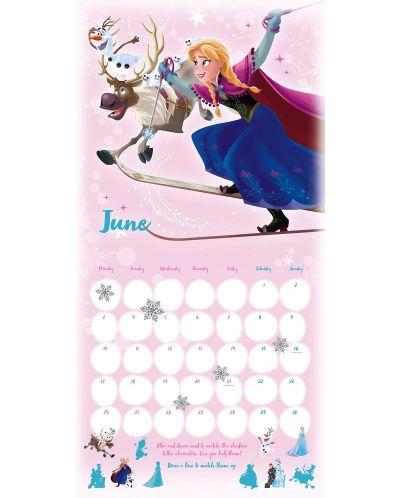 Стенен Календар Danilo 2019 - Disney Frozen Inc - 3