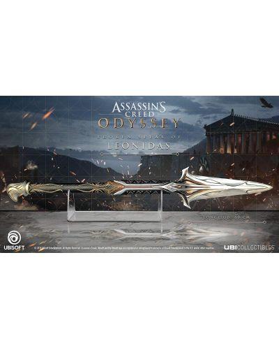 Реплика на копието на Леонид: Assassin's Creed Odyssey (60 см) - 5