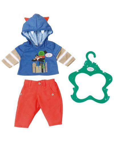 Детски аксесоар Zapf Creation, Baby Born - Дрешки за кукла, момче - 3