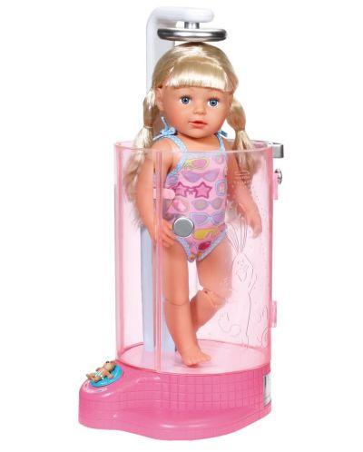 Детски аксесоар Zapf Creation, Baby Born - Душ кабина за кукла - 3