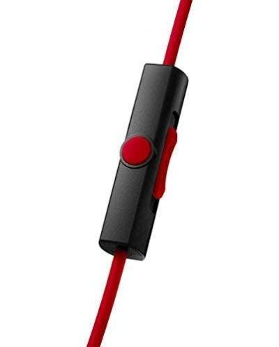 Слушалки Audio-Technica - ATH-AX1iS, червени - 5