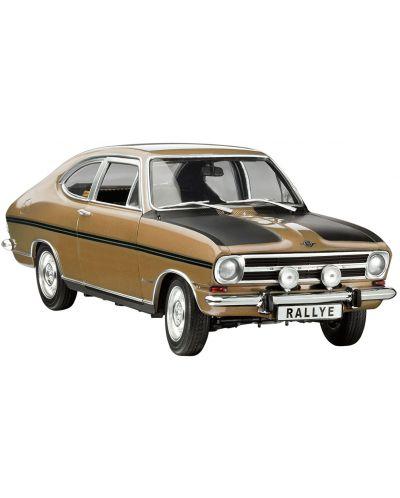 Сглобяем модел на автомобил Revell - Opel Kadett B Coupe (8467) - 1