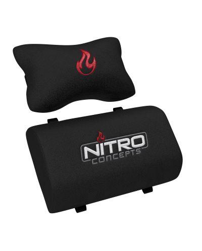 Гейминг стол Nitro Concepts - S300, inferno red - 8