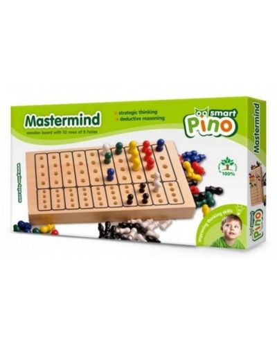 Дървена игра Pino - Мастърмайнд - 2