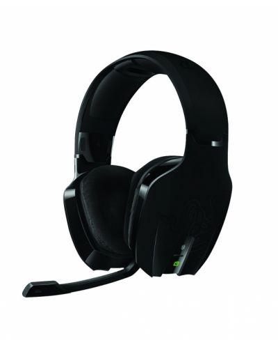 Гейминг слушалки Razer Chimaera - 5.1 Surround, безжични, черни - 3
