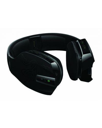 Гейминг слушалки Razer Chimaera - 5.1 Surround, безжични, черни - 5