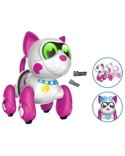 Интерактивна играчка Silverlit - Котенце Мооко - 3