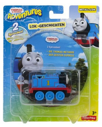 Детска играчка Fisher Price - Thomas & Friends + CD - 1