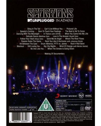 Scorpions - MTV Unplugged (DVD) - 2