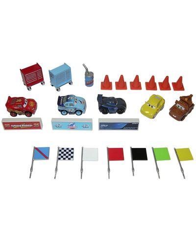Коледен адвент календар Mattel Disney - Cars 3, 24 изненади - 3