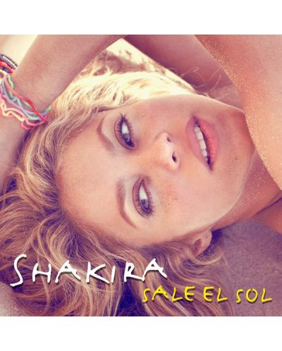 Shakira - Sale El Sol (CD) - 1