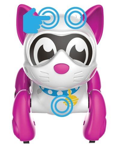 Интерактивна играчка Silverlit - Котенце Мооко - 9