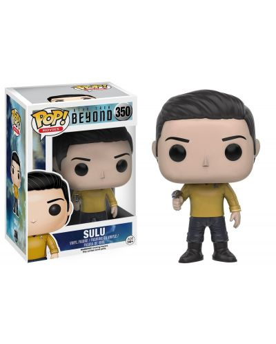 Фигура Funko Pop! Movies: Star Trek Beyond - Sulu, #350 - 2